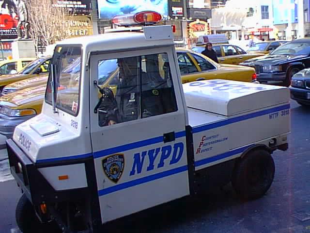NYPD Blues - (c) Orlando Frooninckx